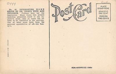 top018233 - Exploration Post Card  back