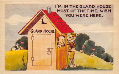 top022435 - Outhouses Postcard Out House Post Card