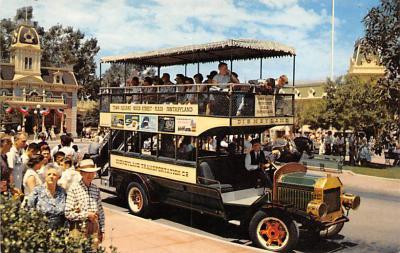 top025823 - Trucks / Buses /  Vans Post Card