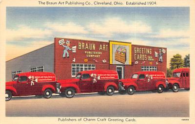 top025841 - Trucks / Buses /  Vans Post Card