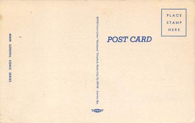 top025857 - Trucks / Buses /  Vans Post Card  back