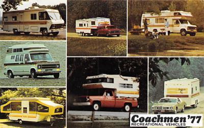 top025863 - Trucks / Buses /  Vans Post Card