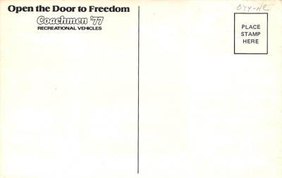 top025863 - Trucks / Buses /  Vans Post Card  back