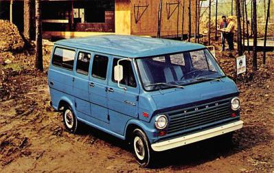 top025883 - Trucks / Buses /  Vans Post Card