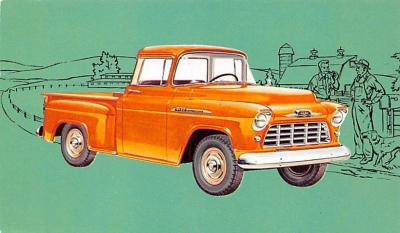 top025893 - Trucks / Buses /  Vans Post Card