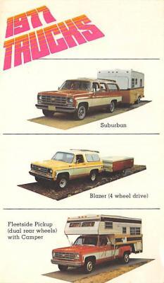 top025911 - Trucks / Buses /  Vans Post Card