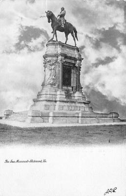 top026951 - Statues / Monuments Postcard