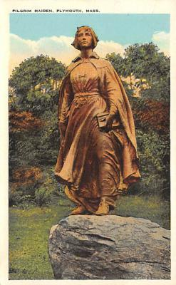 top026969 - Statues / Monuments Postcard