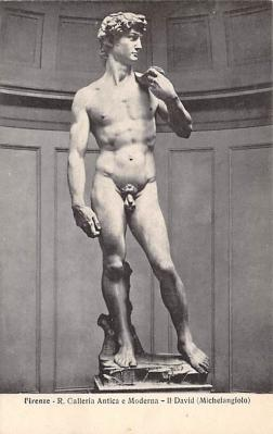 top027101 - Statues / Monuments Postcard