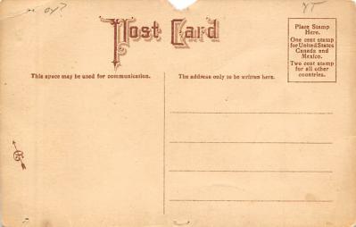 top030621 - Suffragette Vote Getting Womans Rights to Vote Suffragette Vintage Postcard  back