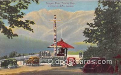 Prospect Point, Stanley Park