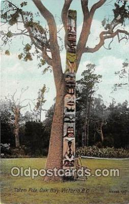 tot001070 - Oak Bay Victoria, BC, Canada Postcard Post Card