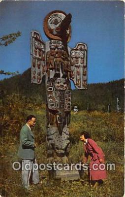tot001075 - Alaska Postcard Post Card