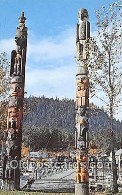 tot001080 - Shaiks Island Wrangell, Alaska Postcard Post Card