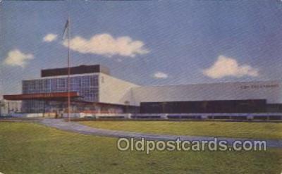 tow001066 - CBS Television city, Los Angeles, California, USA Radio Station Tower, Towers Postcard Postcards