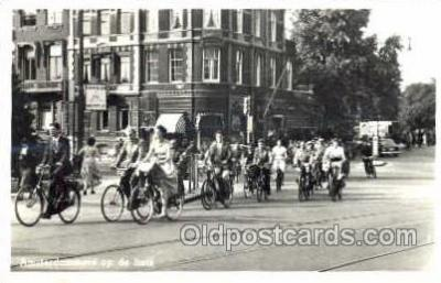 tra000028 - Bicycle, Cycle, Cycling, Postcard Postcards