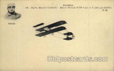 tra001068 - Barra Biplane