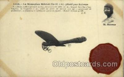 tra001080 - Le Monoplan Bleriot