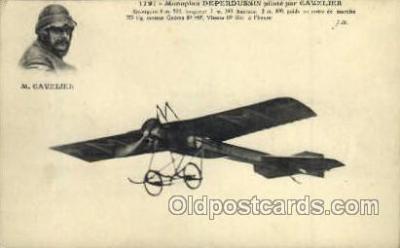 tra001095 - Monoplan Deperdussin