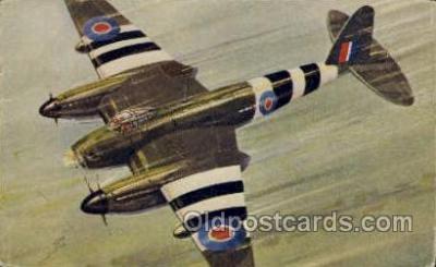 tra001107 - Early Air Postcard