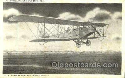 tra001116 - Early Air Postcard
