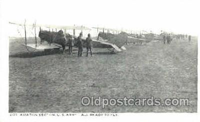 tra001122 - Early Air Postcard