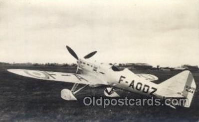 tra001194 - F-AODZ Aviation, Airplane Postcard Postcards