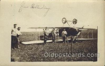 tra001198 - Aviation, Airplane Postcard Postcards