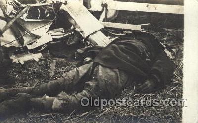 tra001216 - Flieger vor Ypern Aviation, 1915 Airplane Postcard Postcards