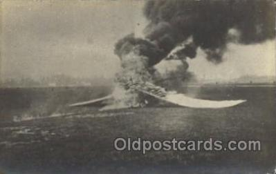 tra001218 - Flieger bei Oostaverne Aviation, Airplane Postcard Postcards