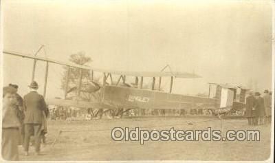 tra001223 - Langley Aviation, Airplane Postcard Postcards