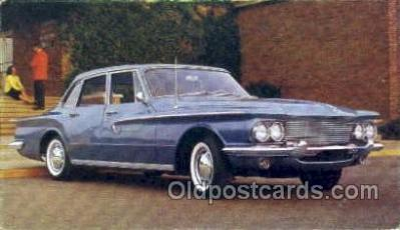 tra002053 - Dodge Lancer automotive postcards