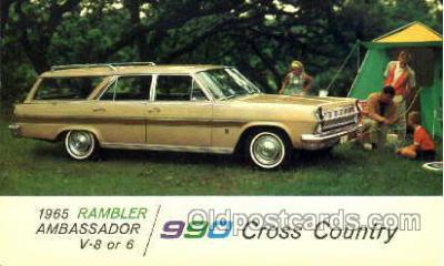 Rambler Ambassador 65