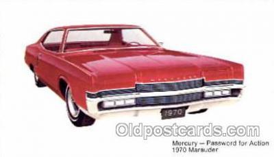 Mercury Marauder 70