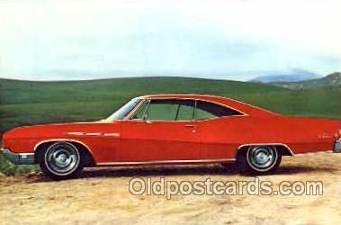 tra002071 - Buick Le Sabre 68' automotive postcards