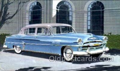 Plymouth Belvedere 54