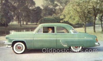 tra002126 - 1954 Mercury Auto, Automotive, Car, Postcard Postcards