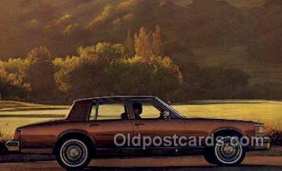 tra002151 - Cadillac 1978 Automotive Old Vintage Antique Postcard Post Cards