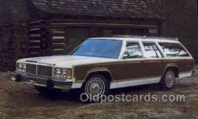 tra002161 - 1979 LTD Country Squire Automotive Old Vintage Antique Postcard Post Cards