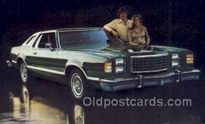 tra002162 - 1979 LTD II Brougham Automotive Old Vintage Antique Postcard Post Cards