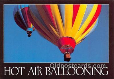 Hot Air Ballooning