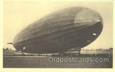 Reproduction Gzaf Zeppelin
