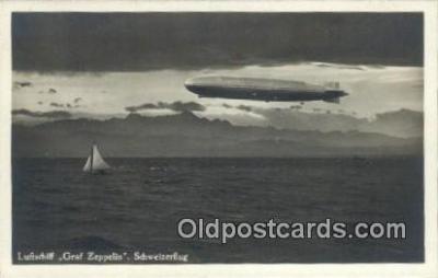 Luftschiff Graf Zeppelin Schweizerflug