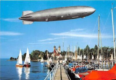 Luftschiff Hindenburg LZ - 129