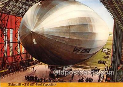 Luftschiff LZ127 Graf Zeppelin