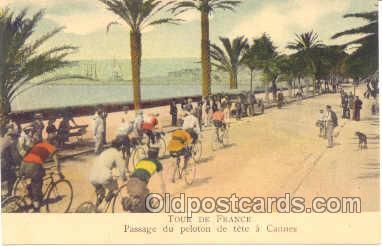 tra005029 - Tour De France 1910, Cycling, Bicycle Bike Postcard postcards