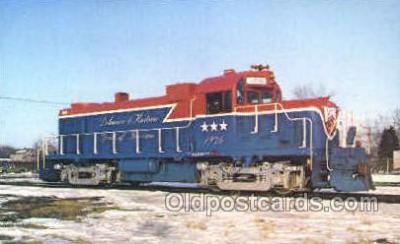 tra006053 - Delaware and Hudson, NY, USA Train Trains, Postcard Postcards