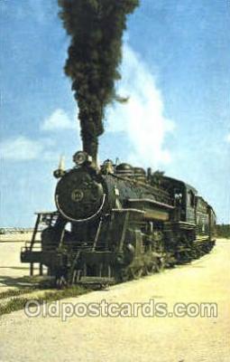 tra006055 - Engine # 153 Train Trains, Postcard Postcards