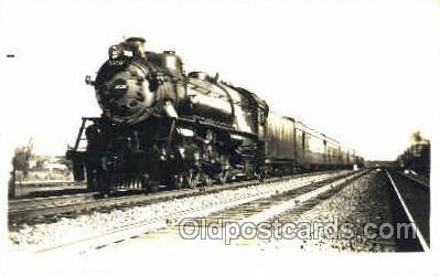 tra006079 - Train Trains, Postcard Postcards