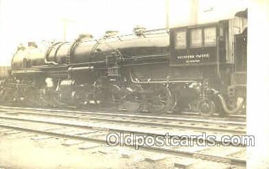 tra006102 - Southern Pacific Railways Train Trains, Postcard Postcards